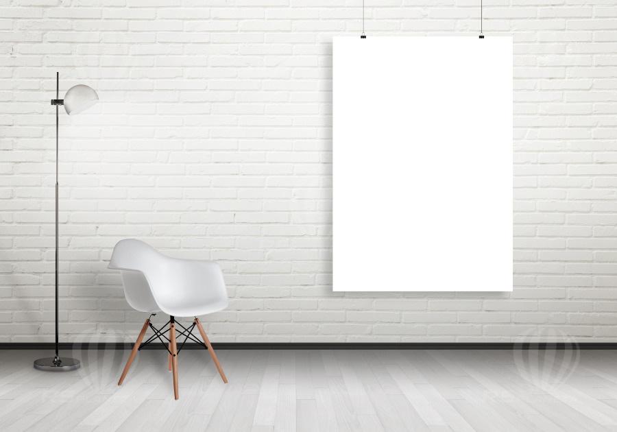 Poster Interior Scene Creator