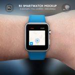 Apple Watch RS Smartwatch Mockup