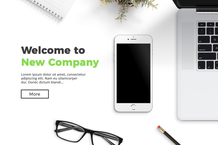 Phone Mockup & Header Creator